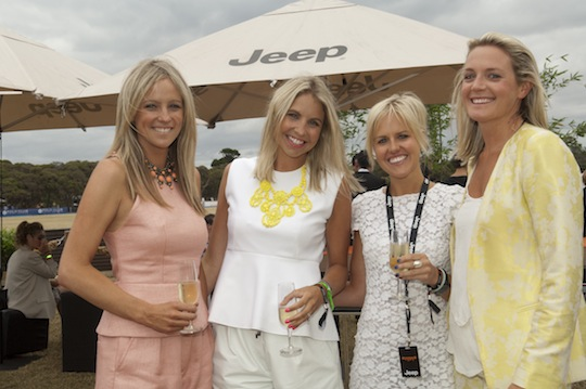 Helen O'Connor, Felicity Wilkins, Kate Aurel-Smith, Amanda Gunnerson