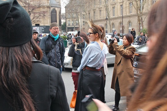 pfw street style