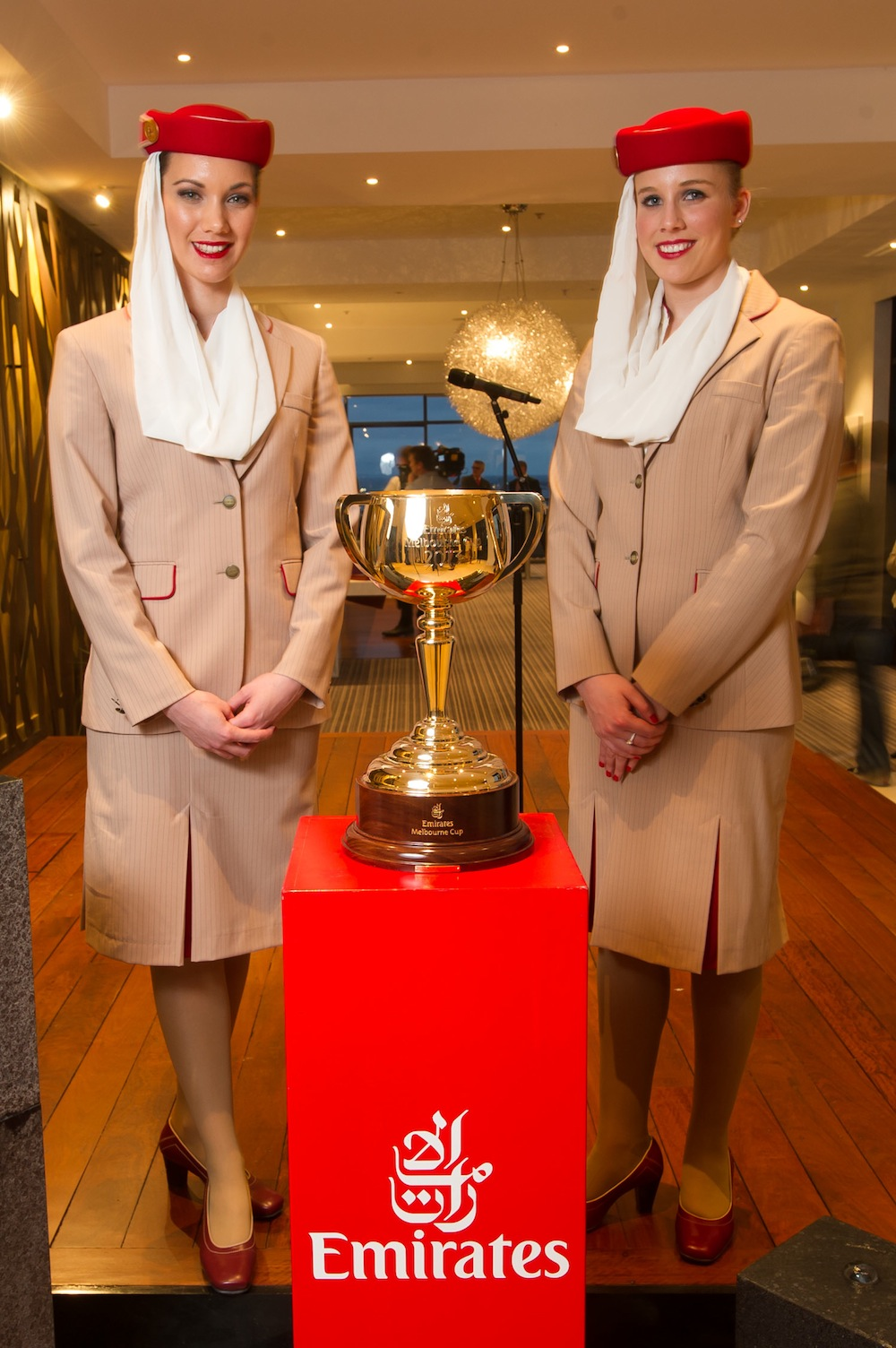 emirates marquee launch