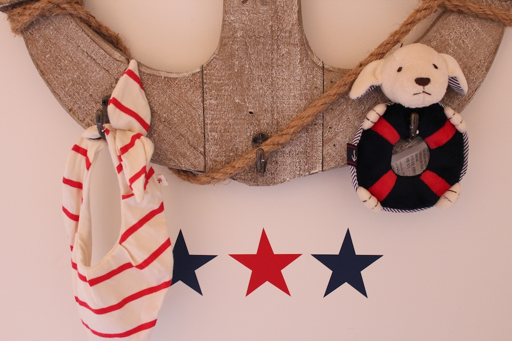 baby nursery nautical