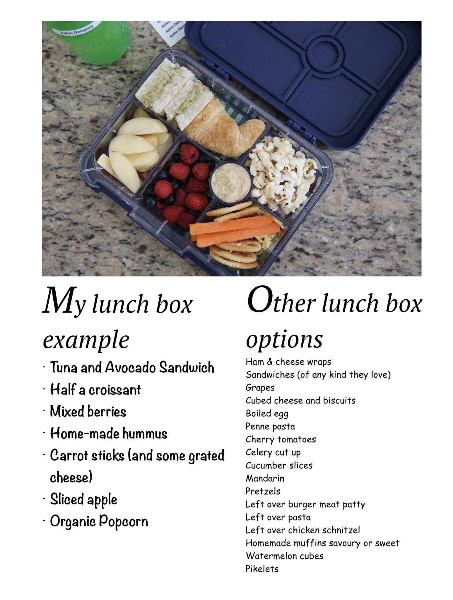 lunch-box-ideas