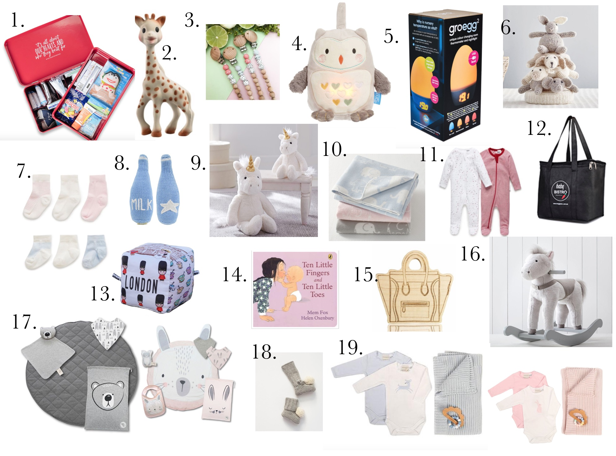Baby Gift Ideas Melbourne : October